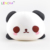 Latest product different types plush toy panda stuffed for 2019