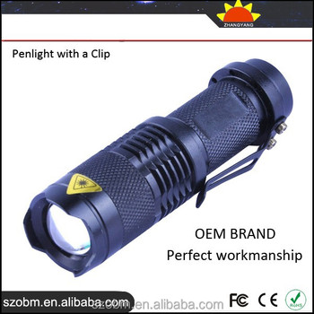 Microcosmos Jh-807 Mini Handheld Q5 Led Focus Zooming China ...