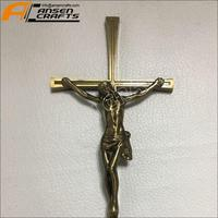 Christ Wall Crucifix Jesus Crucified Calvary Figurine Sacrifice