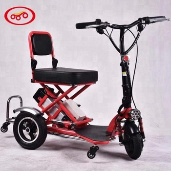 3 wheel Adult Tricycle 3-speed bicycle trike/Cruise basket seat/City bike