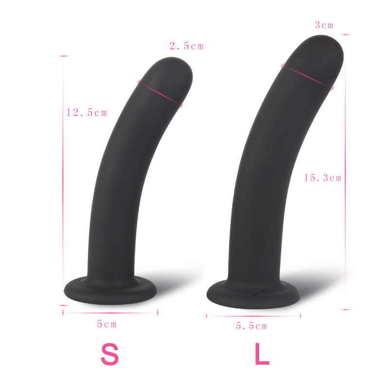 Custom anal dildos