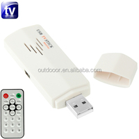 China Wholesale USB Analog TV Stick, Watch Analog TV On Your PC, With AV IN