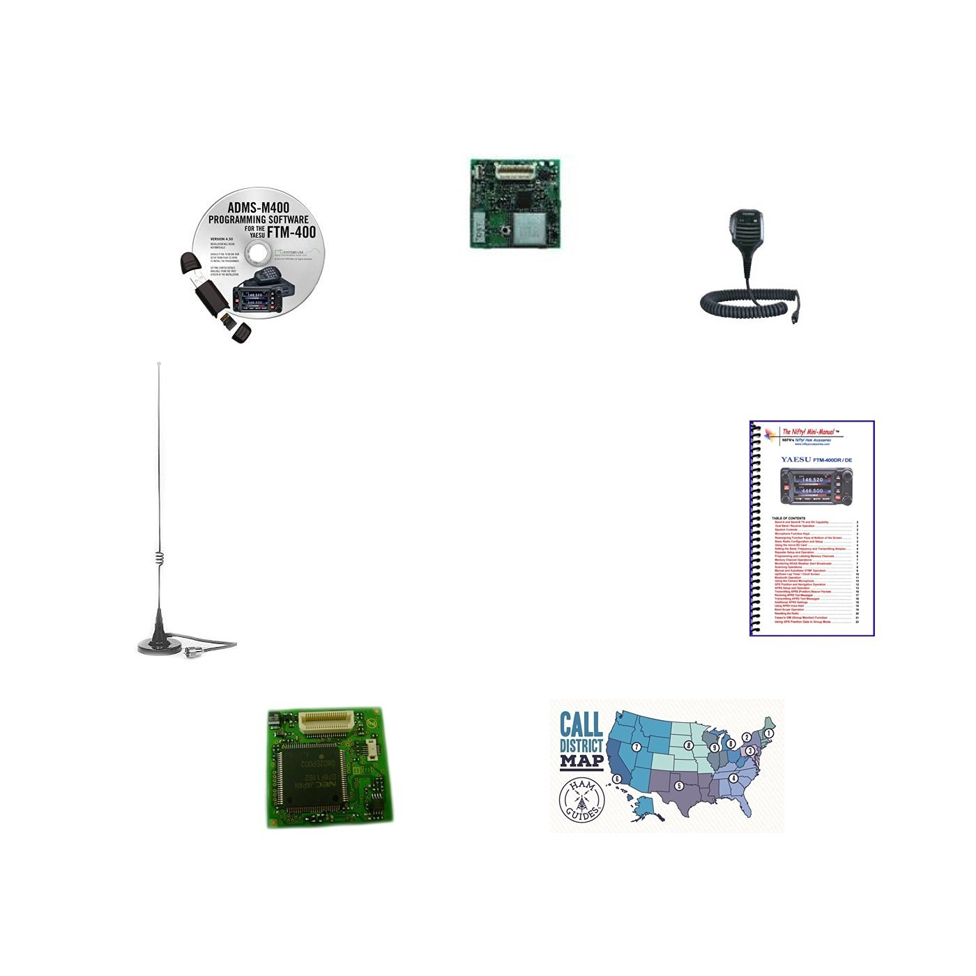 Cheap yaesu 2 find yaesu 2 deals on line at alibaba get quotations yaesu ftm400d accessory pack bundle programming softwarecard reader nifty manual gumiabroncs Image collections