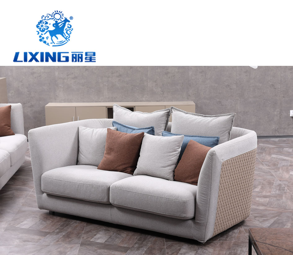 Living room Comfortable modern Fabric sofa set furniture NF1113, View  comfortable modern sofa furniture, Lixing or OEM Product Details from  Foshan ...