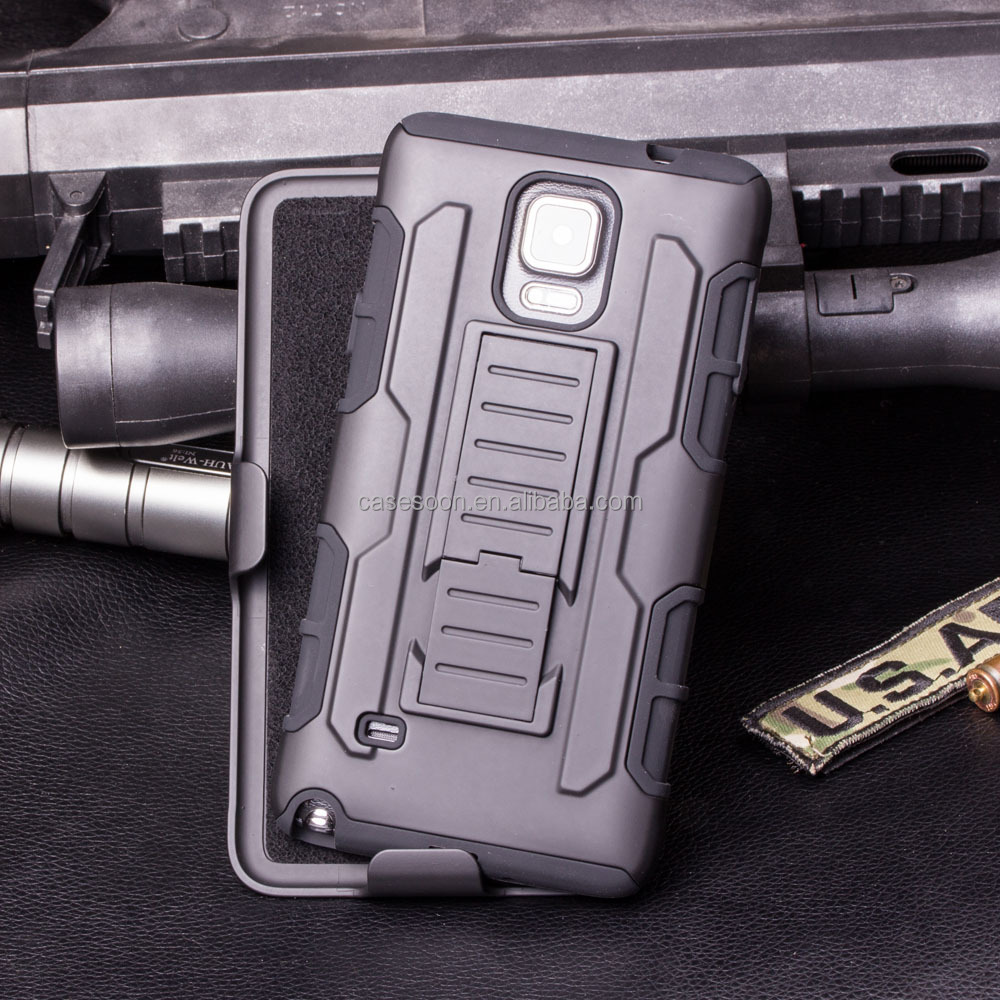 separation shoes 6596d bdfa9 In Stock!note 4 Case,Future Armor Impact Holster Kickstand Combo Protector  Case For For Samsung Galaxy Note 4 With Belt Clip - Buy Case For Samsung ...