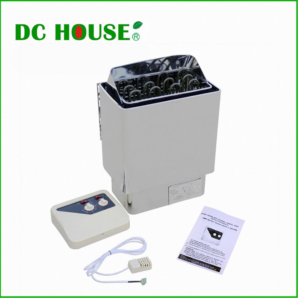 compra calentador de la sauna de vapor online al por mayor. Black Bedroom Furniture Sets. Home Design Ideas