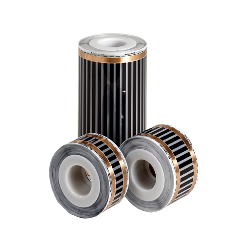 [FIR Heatzone] Special Narrowest Size OEM Products Carbon Heating Element(76mm/102mm152mm/305mm width) Heating Film