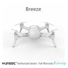 Original YUNEEC BREEZE 4K RC Drone Quadcopter Intelligent Aerial GPS Smart Selfie Drone with 720p HD Camera and GPS like Phantom