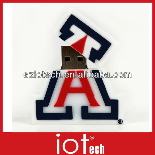 Factory Provide PVC Promotional Flash Pen Drive