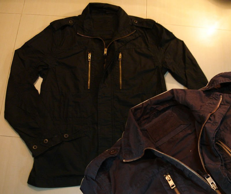 Mens Jacket (angelo Litrico)
