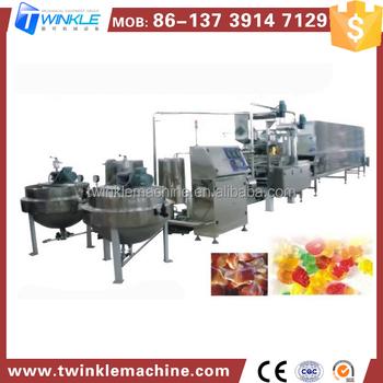 Tkf151 Gelatin Soft Candy Making Machine - Buy Gelatin Soft Candy Making  Machine,Gelatin Candy Making Machine,Soft Candy Making Machine Product on