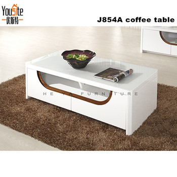 living room furniture modern sofa center table design, View center ...