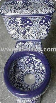 Talavera Wc Toilet - Buy Talavera Wc Product on Alibaba.com