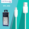 2016 original micro cable best selling konfulon new USB data cable 1A 1M for Sam Android Smart Phone