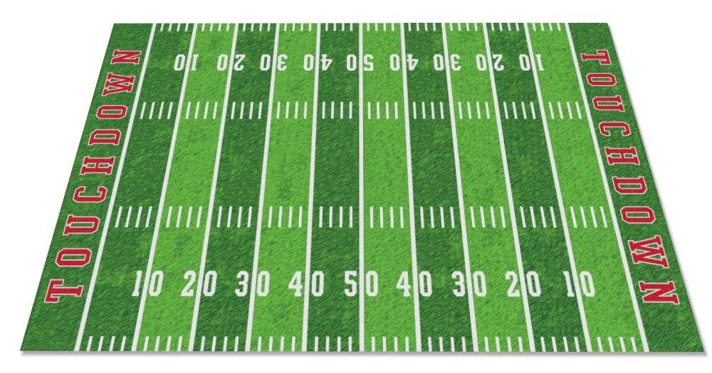 Kid Carpet Football Field Rug, ...