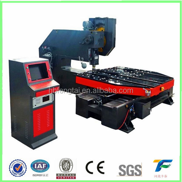 anping profwssional Hot sale CNC turret punching press