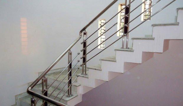 treppenhaus gel nder s s metallm bel set produkt id. Black Bedroom Furniture Sets. Home Design Ideas