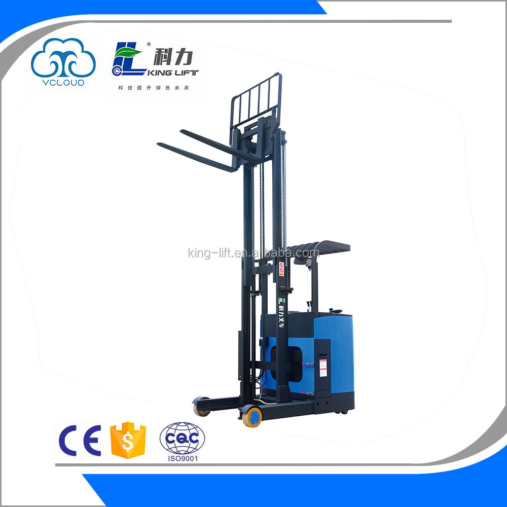 New design small electric forklift with great price KLR-A
