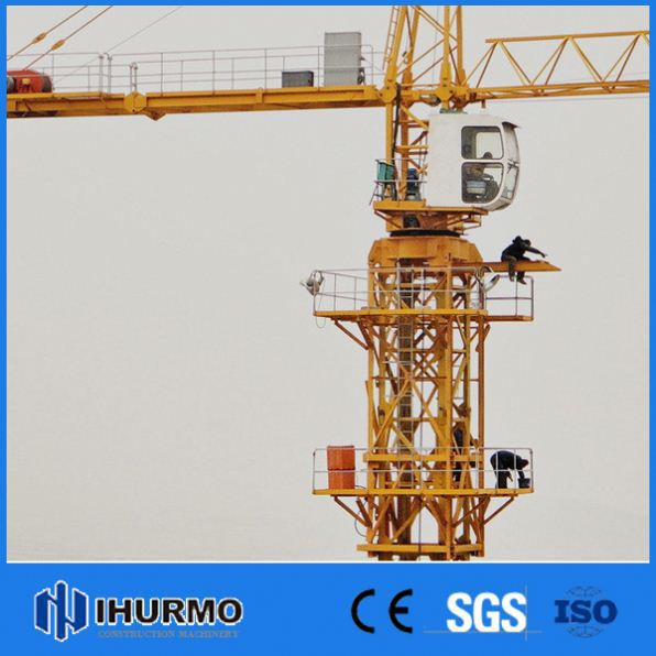 2016 Latest design selection of tower crane