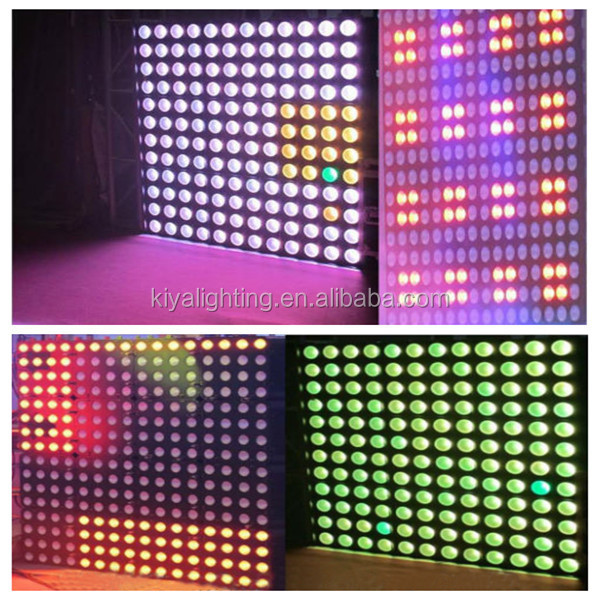 China Led Stage Wall Washer Light 5x5 Led Matrix Panel Rgb Led Dj ...