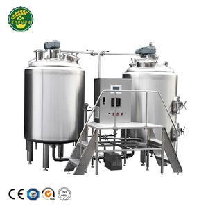 ZD-10BBL of Beer Making Machine for Brewery