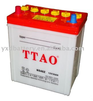 12v 36ah dry charged car battery buy battery rechargeable car battery 12v36ah car battery. Black Bedroom Furniture Sets. Home Design Ideas