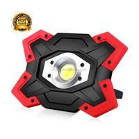 Portable 18650 Battery Snap On Led Work Light