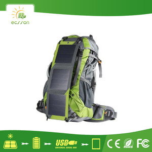 Hot sale solar backpack india