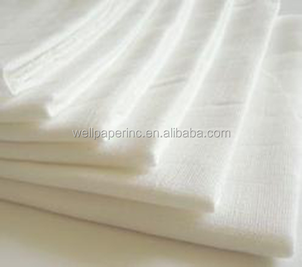 Airlaid paper for beauty parlor face towel beauty towel