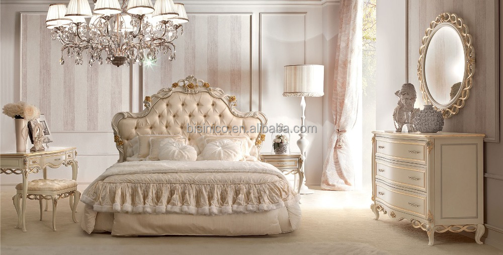 Bisini French Style New Classic Bedroom Furniture,Bedroom Furniture Set -  Buy Antique Bedroom Furniture Set,Royal Furniture Bedroom Sets,French Style  ...