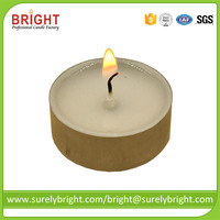 Wedding Use 8 Hour China Tealight Candle Wholesale