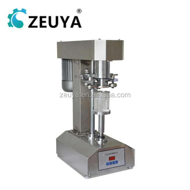 ZEUYA High Speed aluminum can seaming machine Manufacturer TDFJ-160S
