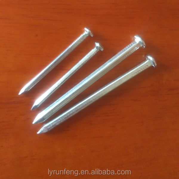 Best Price Galvanized Square Shank Boat Nail from Linyi Factory