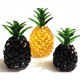 crystal Pineapple 3D model home decor crystal crafts fruit ornament porcelain figurines wedding decorations