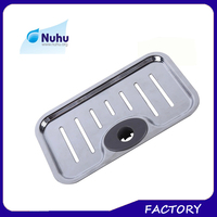 Cheap abs plastic material insert shower soap dish/soap holders, soap dishes/ soap holders for bath shower