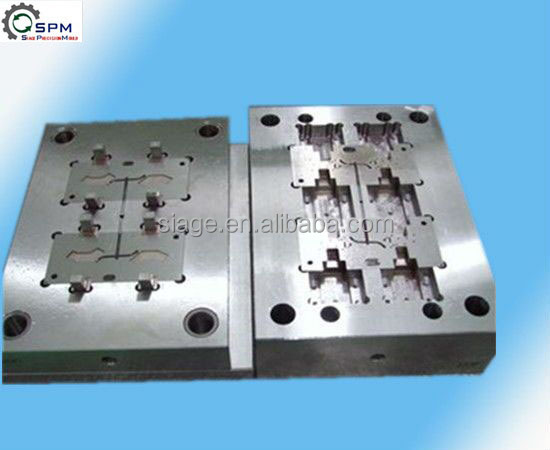 Latest Design Plastic Injection Mold Of Model Train Factory
