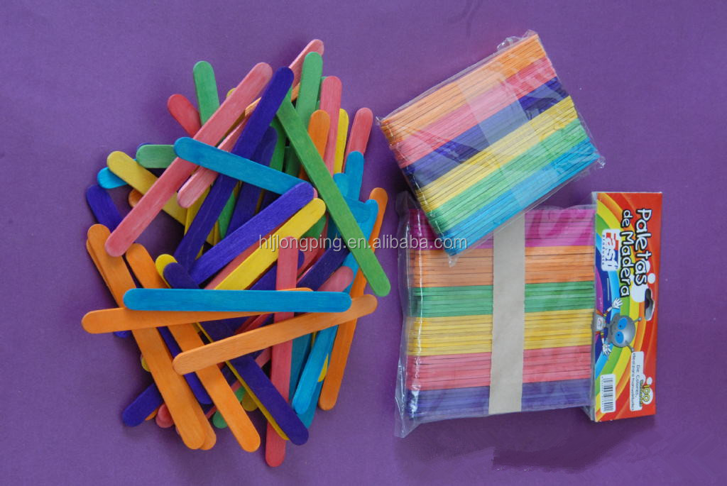Wholesale Alibaba Wooden Ice Cream Stick Gifts And Crafts