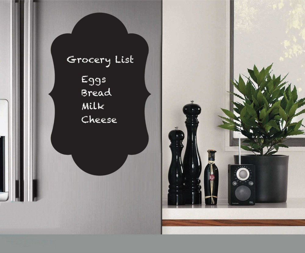Wholesale High Quality chalkboard wall decal
