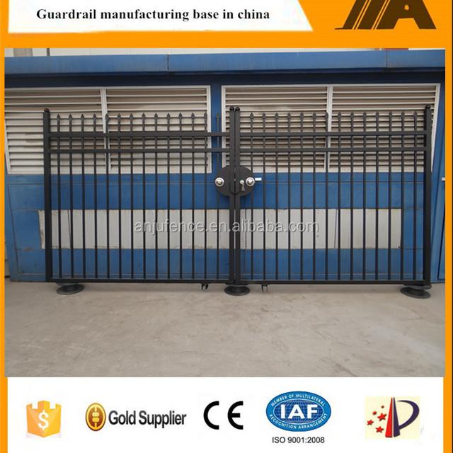 Ajsg 001 Modern Main Entrance Gate Designs For Homes