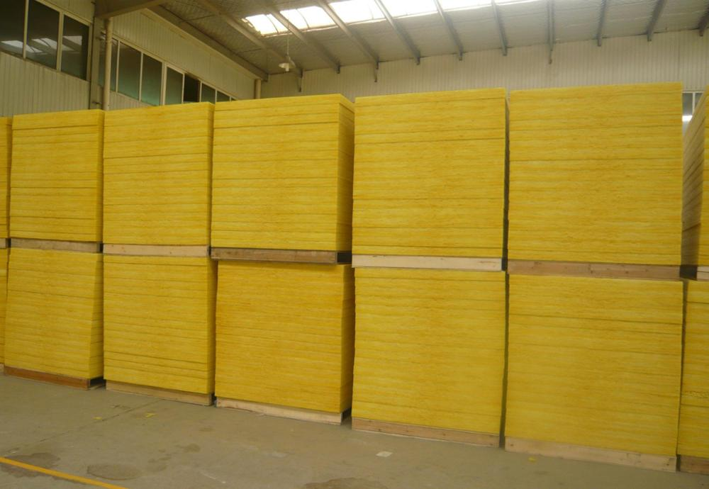 High-Temperature Glass Wool Blanket With Aluminium Foil
