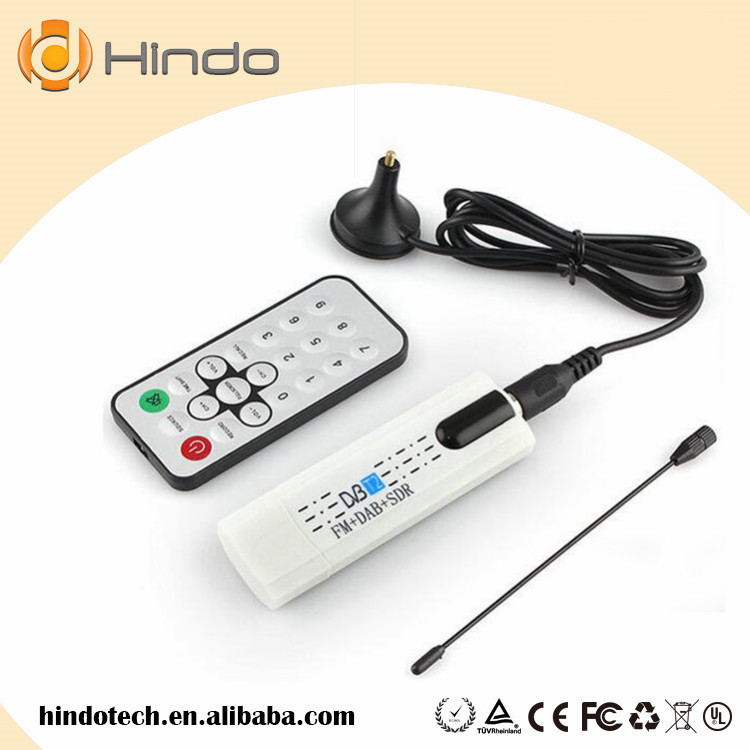 For Windows OS usb tv tuner dvb t2 with antenna
