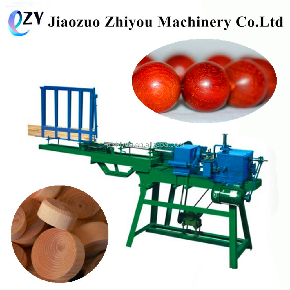 ZY wood cross beads machine/wood bowl making machine/wood beads moulding machcine(millie@jzzhiyou.com)