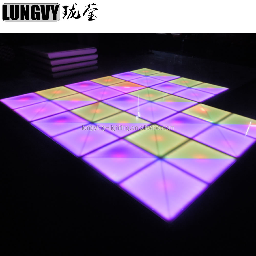 10mm 720PCS stage night light projector wholesale led dance floor For Stage Decoration