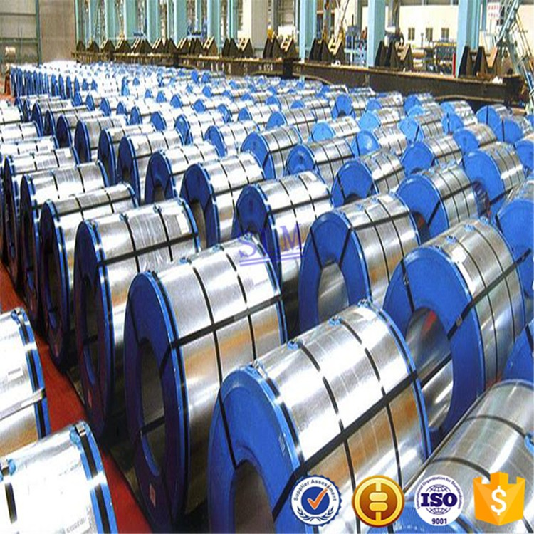 Shanghai China Trustworthy CRC SPCC Cold Rolled Steel Coil for hot dipped galvanized coil base plate