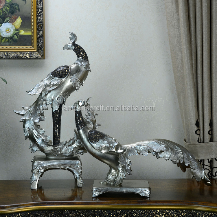Modern Resin Horse Home Interior Decorator Items For