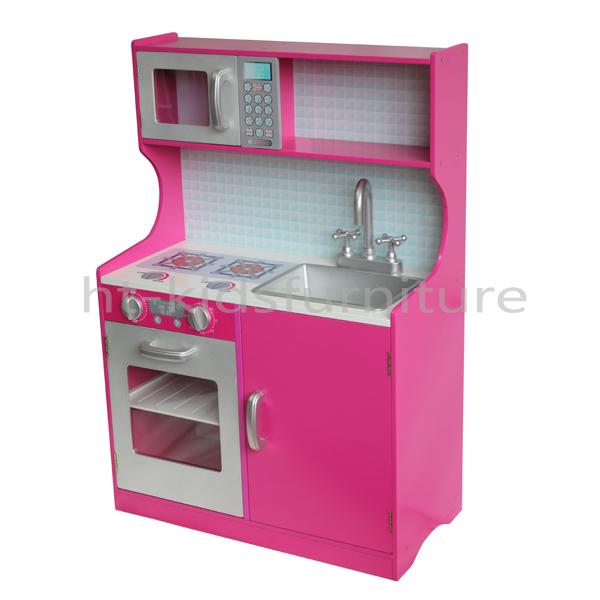60x29. 5x (h) 88 Cm Pantalla Pink Impresión Niños Mdf Cocina De ...