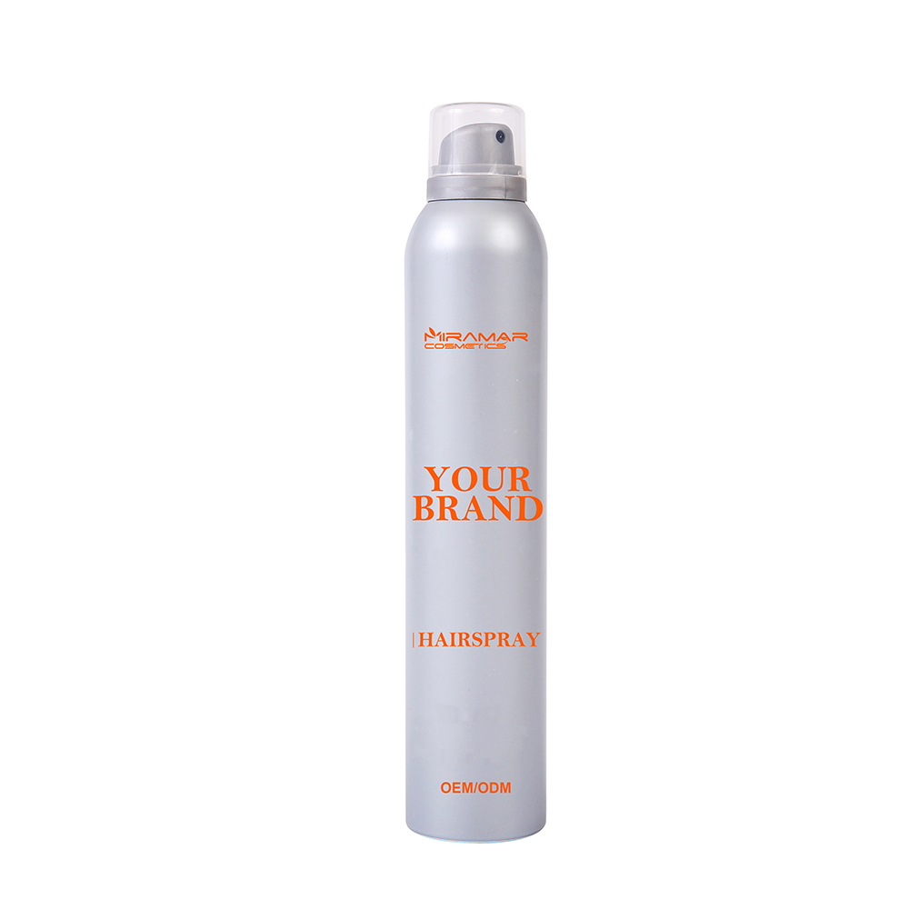 Private label professional hair styling rich foam mousse