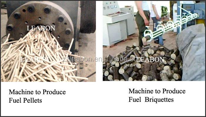 Biomass Palm Kernel Shell Briquette Making Machine