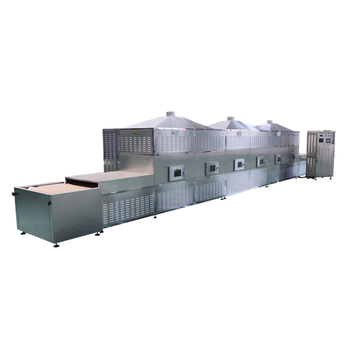 GUOXIN spice sterilizer microwave curing oven