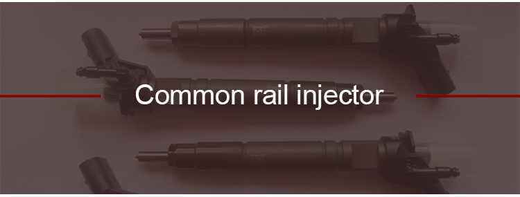 Fuel common rail injector 0445120160 for Yuchai YC6M